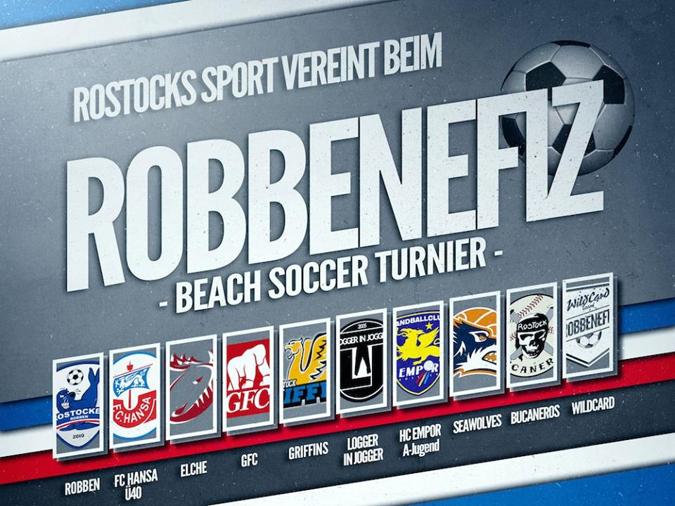 Robbenefiz Cup 2015