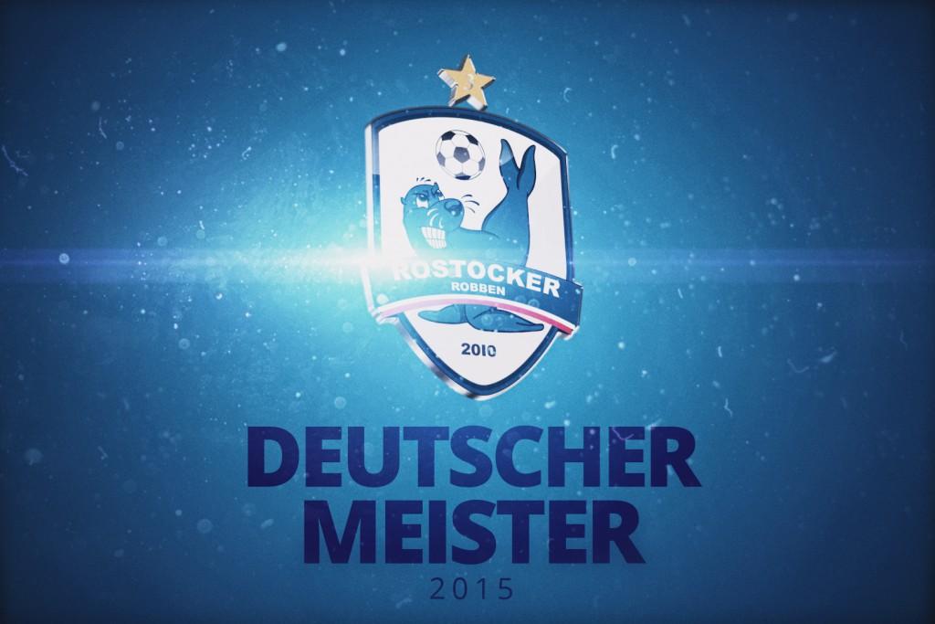 Deutsche Meister Beach Soccer 2015!!