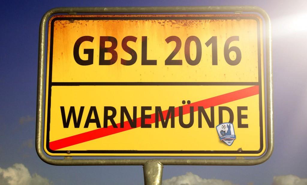 GBSL 2016 vor Beginn – kein Spieltag in Warnemünde