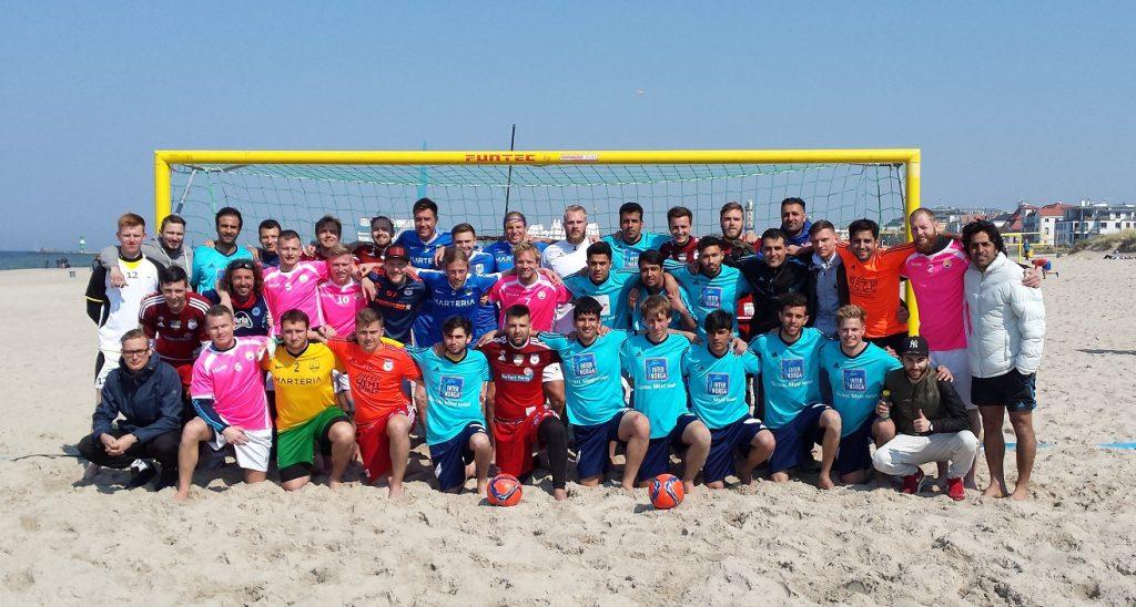 Generalprobe für GBSL und Euro Winners Cup voller Erfolg