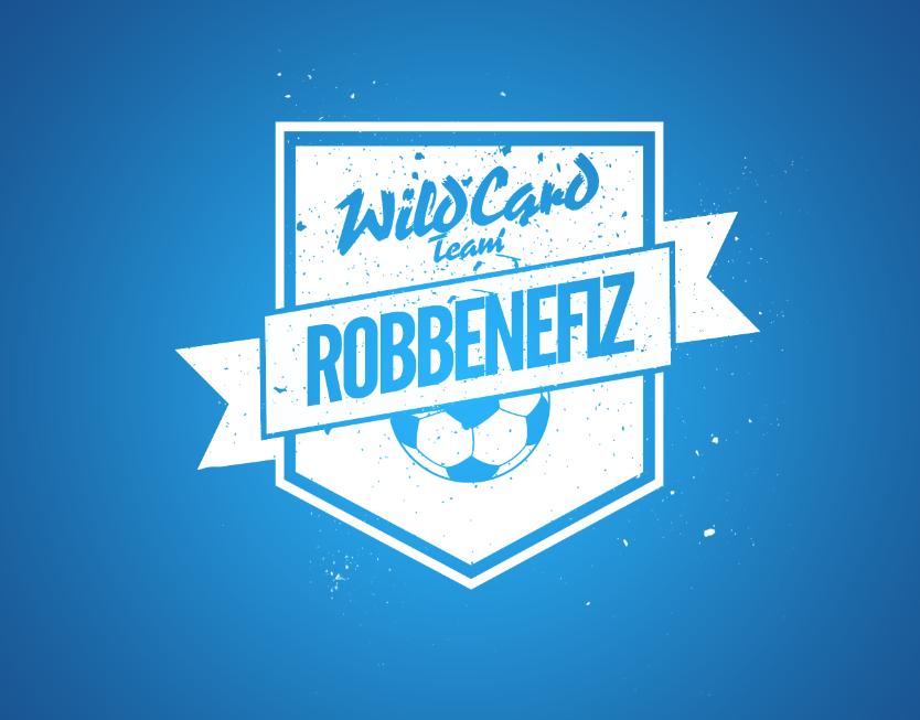 Ersteigert eine Wildcard fürs ROBBENEFIZ!