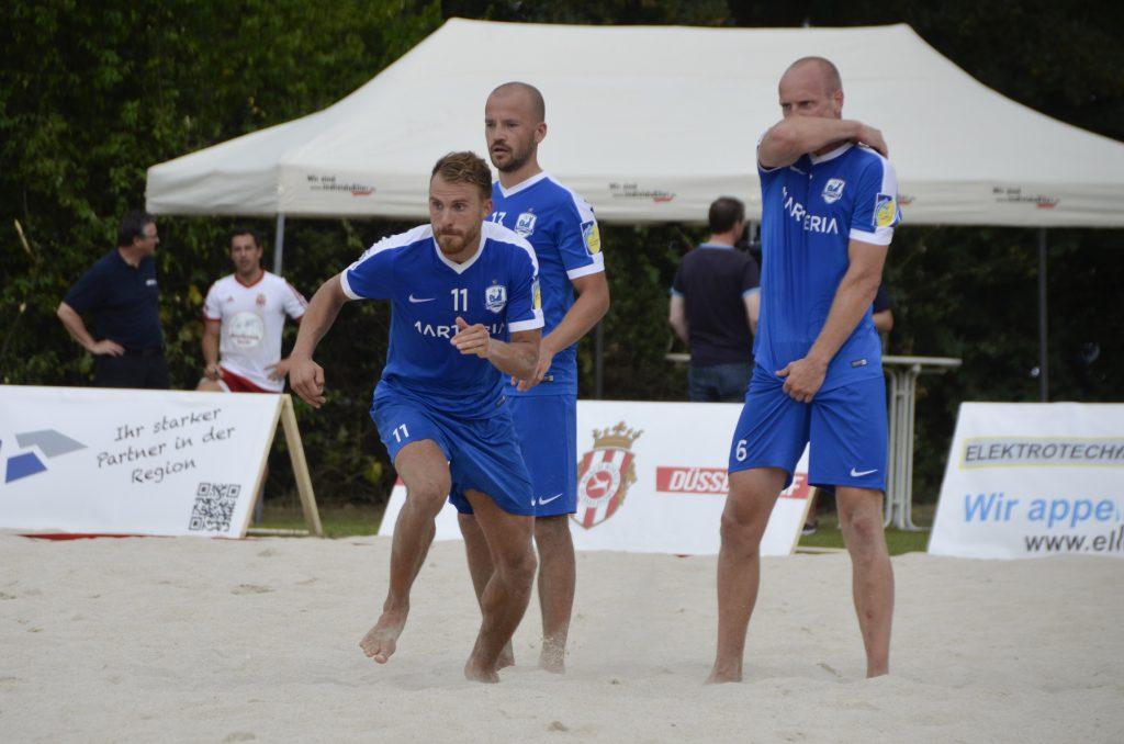 Zweiter in regulärer GBSL-Saison – Sieg im Playoff-Hinspiel