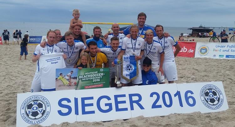 Nordostdeutscher Meistertitel sichert Ticket für Deutsche Meisterschaft