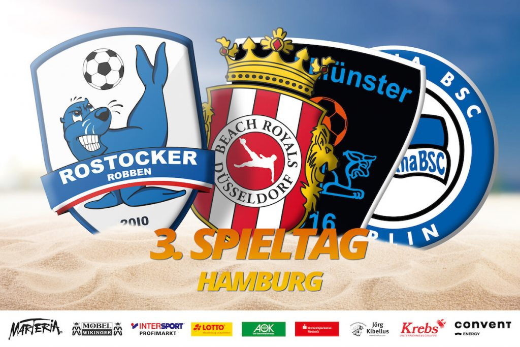 3. GBSL-Spieltag in Hamburg