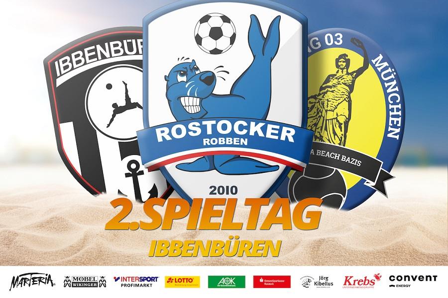 2. GBSL-Spieltag in Ibbenbüren