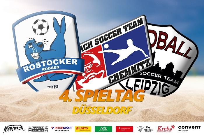 4. GBSL-Spieltag in Düsseldorf