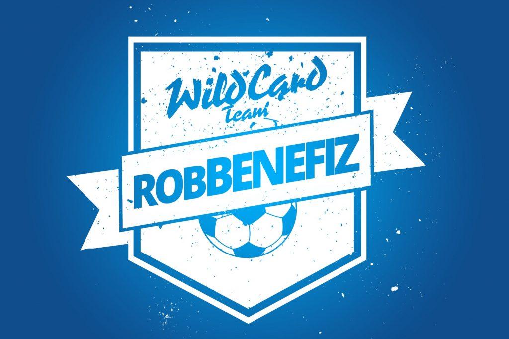 robBENEFIZ 2017: Wildcard zu ersteigern