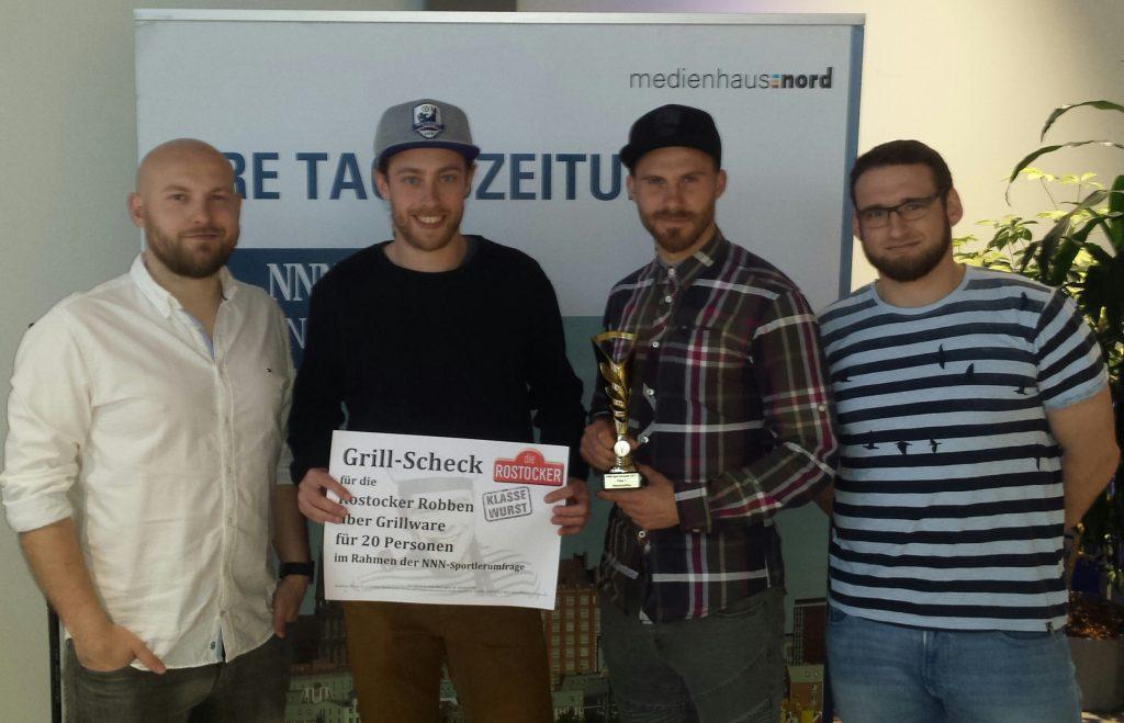 Wir sind Rostocks Mannschaft des Jahres