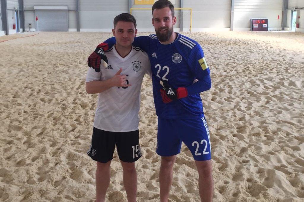 DFB-Team startet mit zwei Robben und drei Siegen