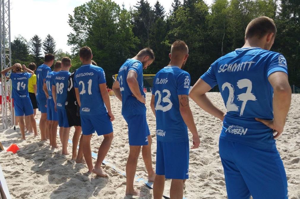 Beach Royals Düsseldorf sorgen für ersten Dämpfer der Saison