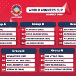 Erster World Winners Cup in Alanya
