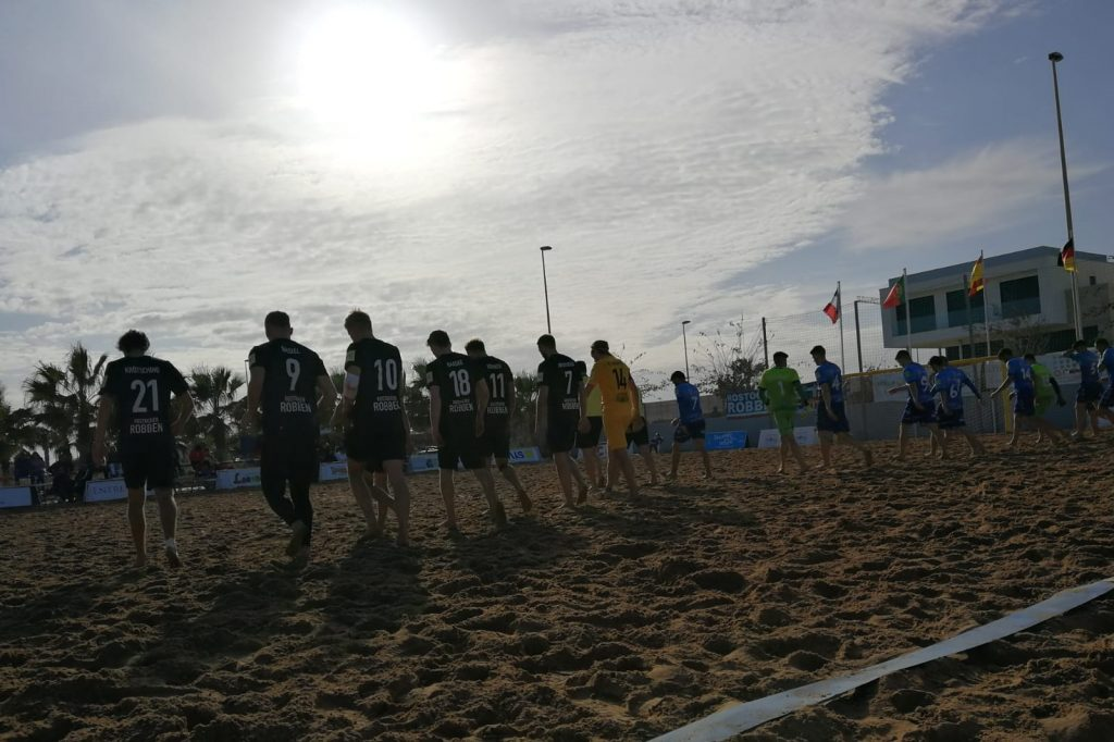 Siebenter Platz beim Mar Menor Cup