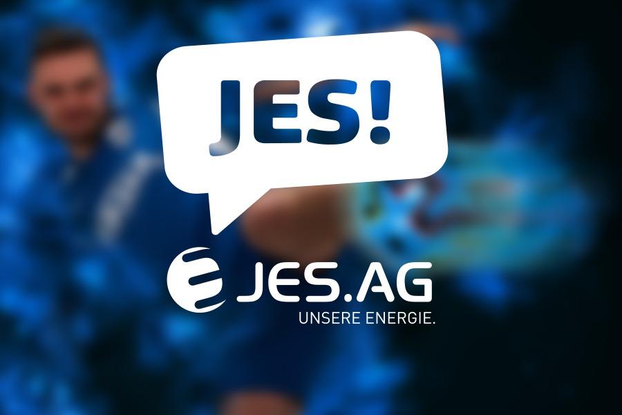 Wir stellen vor: Unser neuer Co-Sponsor JES.AG