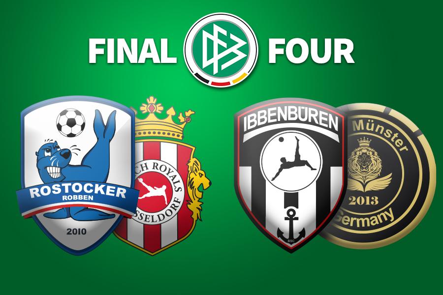 Das Saisonhighlight steht an: Die Deutsche Meisterschaft