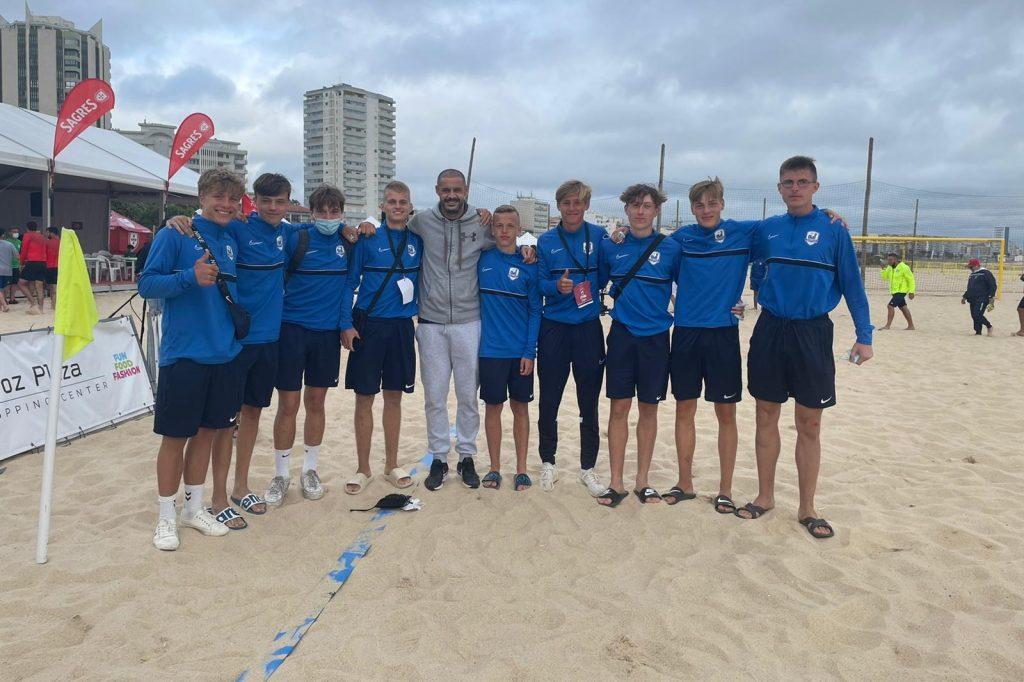 U19 mit starkem fünften Platz beim Madjer Youth Cup